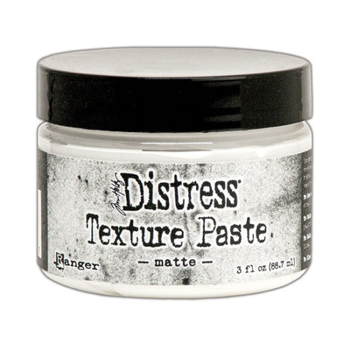 Tim Holtz Texture Paste Matte 3oz