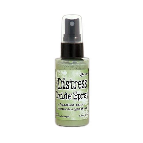 Bundled Sage Distress Oxide Spray