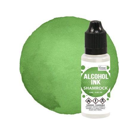 Shamrock Couture Creations Alcohol Ink