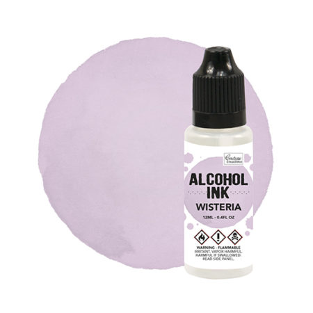 Wisteria Couture Creations Alcohol Ink
