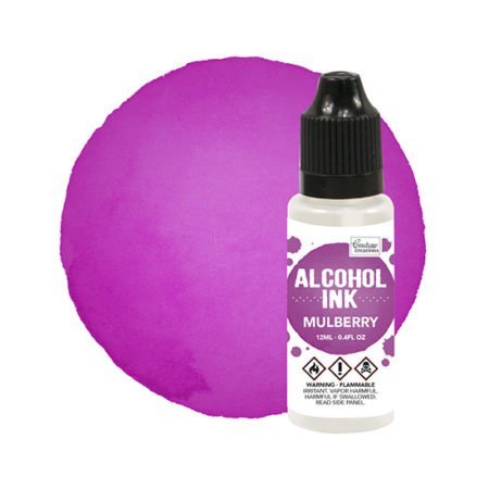 Mulberry Couture Creations Alcohol Ink