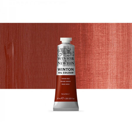 Indian Red Winton Oil Paint 37ml