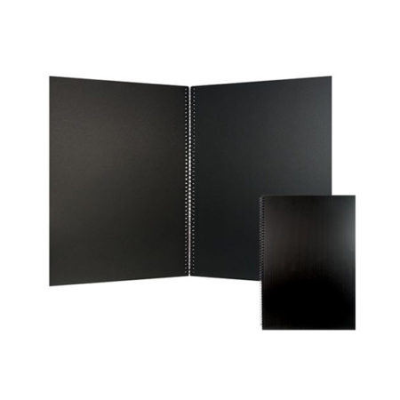 A3 Visual Diary Black Paper 110gsm