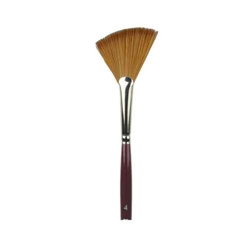 No.2 Dynasty Kalel Watercolour Brush Fan