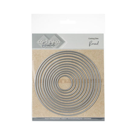 Nesting Circles Find It Trading Cutting Die Set