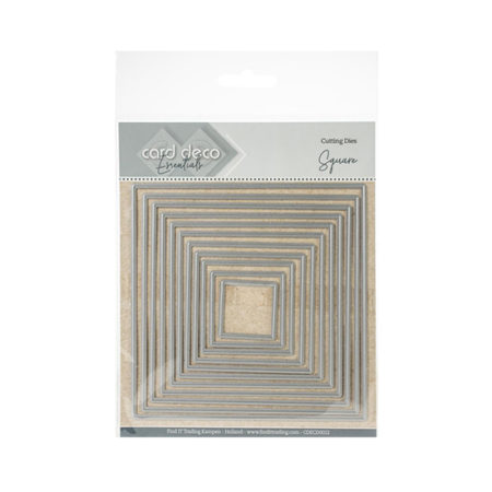 Nesting Squares Find It Trading Cutting Die Set