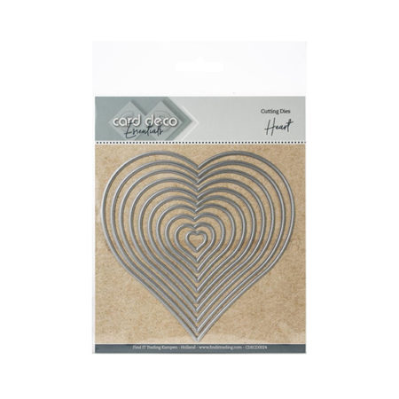 Nesting Hearts Find It Trading Cutting Die Set