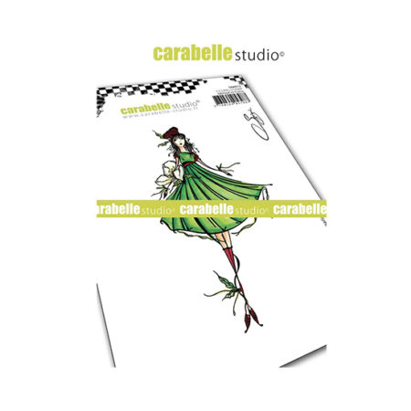 The Fairy Fregaria Carabelle Studio Cling Stamp A6