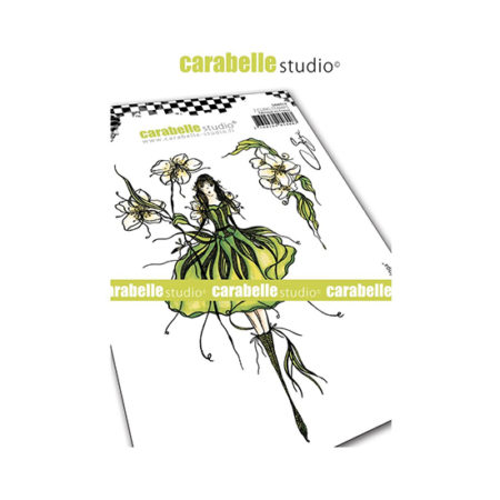 The Fairy Seringa Carabelle Studio Cling Stamp A6